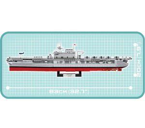 WWII /4815/ USS ENTERPRISE (CV-6) - 2.510 Teile