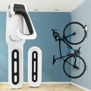 Fahrrad Wandhalter Klappbar Fahrradhalter Wandhalterung Bike Haken Halter Schwarz