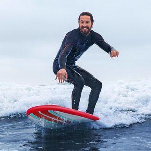 (HOME)Bestway Hydro-Force Compact Surf 8 Aufblasbares SUP 243x57x7 cm  ,Outdoor-Aktivitäten,Boot- & Wassersport,Surfen,Surfbretter Neues Produkt-243 x 57 x 7 cm※ Germany