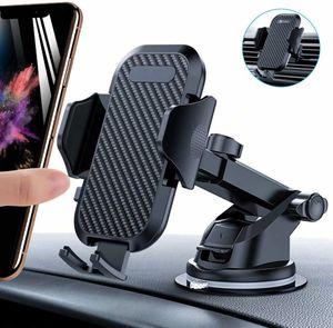 Handyhalter fürs Auto Handyhalterung Lüftung & Saugnapf Halterung 3 in 1 Universale KFZ Handyhalterung Smartphone Halterung