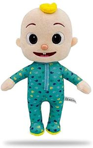 Cocomelon Toys Doll kann Puppenjungen singen Cocomelon Watermelon Musikalische Schlafenszeit Jj Doll Plüschtier Jj Family Kids Geschenk Plushie