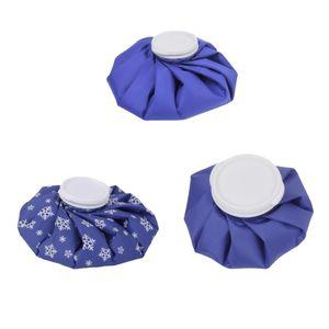 3x Kühlbeutel & Wärmflasche Set - warm und kalt - Kühlpads Eisbeutel Kältetherapie für Fuß Knie - Kühlkissen