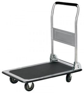 Plattformwagen anthrazit-grau 150 KG , klappbar