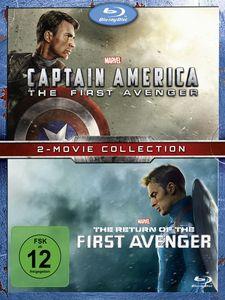 Captain America & Return of the First Avenger