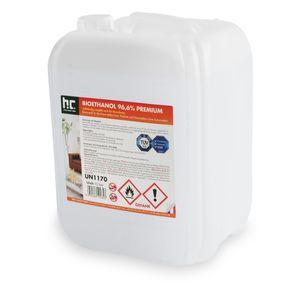 1 x 10 Liter Bioethanol 96,6% Premium für Ethanolkamin in Kanistern