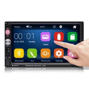iMars 7023B 7 Zoll 2 DIN Autoradio Radio MP5 Player FM USB AUX HD bluetooth Touchscreen Unterstützung Rückfahrkamera