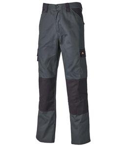 Everyday Workwear Bundhose - ED24/7 - Farbe: Grey (Solid)/Black - Größe: 42