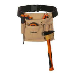 Toolpack Werkzeuggürtel 1 Tasche Leder Regular 366.010