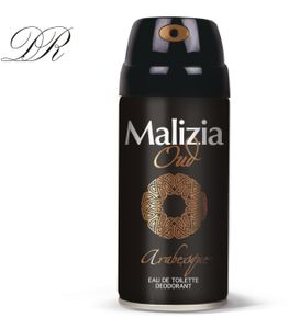 MALIZIA UOMO OUD ARABESQUE Deo 150ml