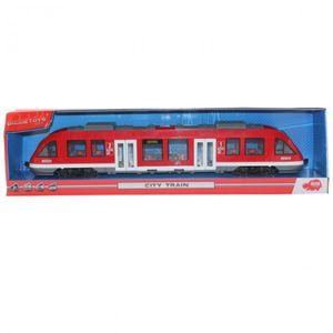 Dickie Toys - Spielfahrzeuge, City Train; 203748002