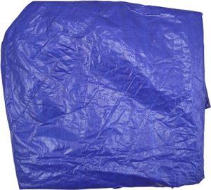 Best Sporting Trampolin Regenabdeckung Ersatzteil Wetterschutz, Farbe blau, passend für Ø 305, 366, 426 cm, Größe:305 cm