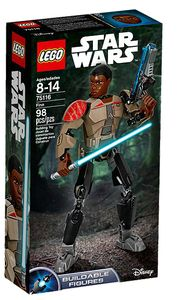 LEGO Star Wars - 75116 Figur Finn