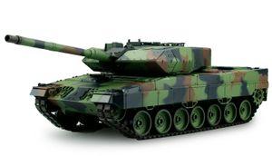 Panzer Leopard 2 A6, Rauch & Sound, 1:16, 2,4GHz