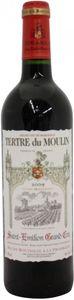 Tertre du Moulin Saint Emilion Grand Cru Bordeaux AOP trocken 2017 Frankreich | 12,5 % vol | 0,75 l