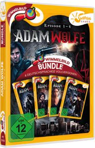 Adam Wolfe 1-4  PC SUNRISE - Sunrise  - (PC Software / Sammlung)