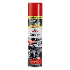 NIGRIN Cockpitspray 400 ml, Vanille-Duft