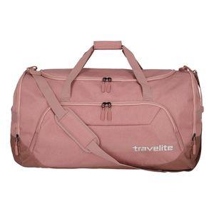 Travelite Kick Off XL Reisetasche Sporttasche Saunatasche 120 l 1,3 kg 006916, Farbe:Rose