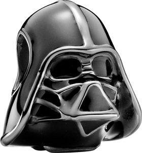 Pandora x Disney Star Wars Charm 799256C01 Star Wars Darth Vader Silber 925 Schwarze Emaille