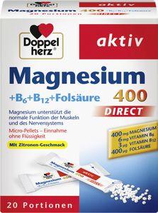 Doppelherz   Aktiv Magnesium 400   20 Portionen