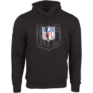 New Era Fleece Hoody - NFL Shield League Logo 2.0 schwarz