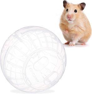 Hamster Laufball Übungs Ball Rolle Kugel Laufkugel Joggingball Kleintiere Spielzeug,15 * 15 cm