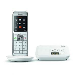 Gigaset CL660A Solo - Schnurlostelefon - Anrufbeantworter - Weiß