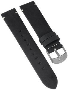 Timex Expedition┃Uhrenarmband Leder schwarz in 20mm für TW4B01900