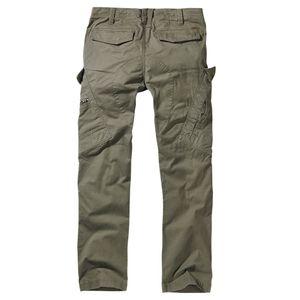Brandit - Adven Trouser slim fit Men 9470-1 Olive Vintage Cargo Outdoor Biker Größe XL