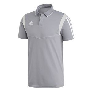 adidas TIRO 19 Herren Poloshirt Grau, Größe:M