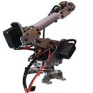 Roboterarm 6 Dof Bausatz Roboter Arm aus Aluminium