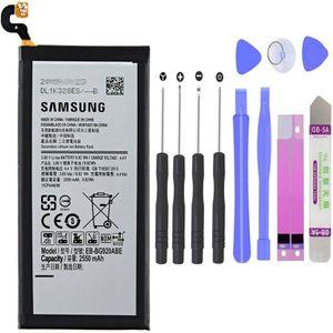 Akku Batterie für Samsung Galaxy S6 G920F - BG920ABE + 12 tlg. WerkzeugSet