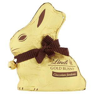 Lindt und Sprüngli Goldhase feinste Edelbitterschokolade 100g