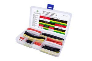 Schrumpfschlauch Set Sortiment DIN EN 60445 (VDE 0197) 100 St.