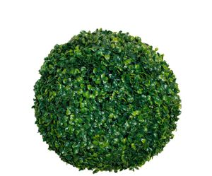Künstliche Buchsbaumkugel - Durchmesser: 35 cm