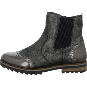 remonte Damen Chelsea Boot Stiefel Grau Schuhe, Größe:39