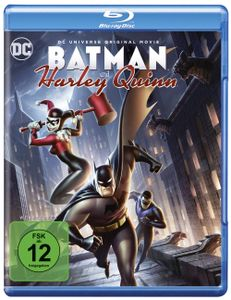 DCU: Batman und Harley Quinn (BR) Min: DDWS