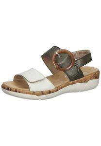 Remonte Damen Sandale in Weiß, Größe 36