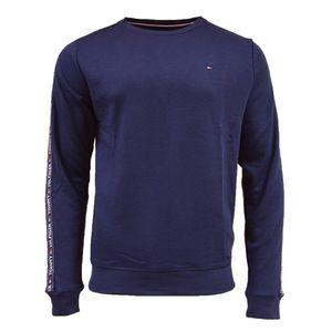 Tommy Hilfiger Herren Track Sweatshirt, Blau M