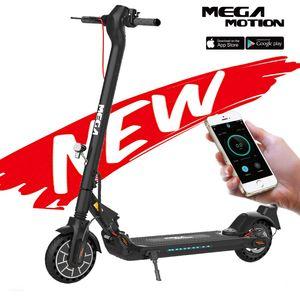 E-Scooter (ABE) mit Straßenzulassung (eKFV) Klappbar ,Elektroscooter Electronic Scooter Long-Range Batterie 350w Motor Ultra Leichtgewicht mit 8,5 Zoll-  Elektroroller