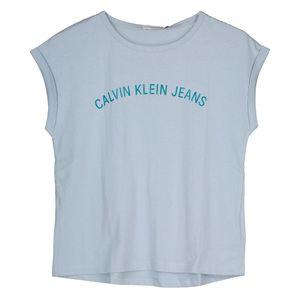Calvin Klein Jeans Logo Loose Fit Oco Skyway 12 Years