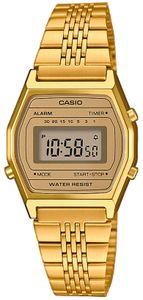 Casio Retro Uhr Damenuhr LA690WEGA-9EF Digital Armbanduhr