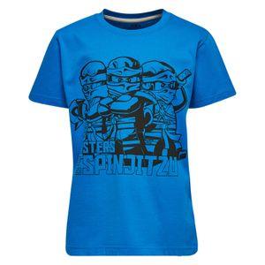 Lego Wear 19383 - Jungen T-Shirt Ninjago Spinjitzu Gr. 146