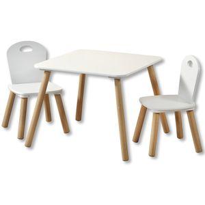 Kesper Kindertisch mit 2 Stühlen 1771213