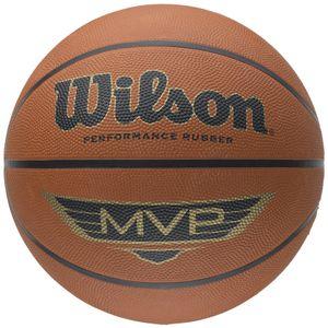 Wilson basketball MVP-Gummi orange Größe 7