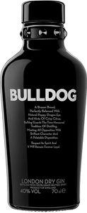 Bulldog London Dry Gin | 40 % vol | 0,7 l
