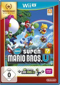 Nintendo New Super Mario Bros. U & Luigi - Nintendo Wii U - Action