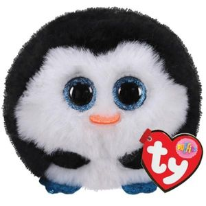 Ty Teeny Puffies Waddles Penguin 10Cm