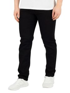 Jack & Jones Herren Original Mike 816 Jeans, Schwarz 33W x 32L