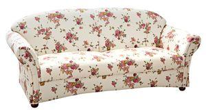 Max Winzer  Sofa 2,5-Sitzer - Farbe: beige - Maße: 202 cm x 86 cm x 83 cm; 2887-3000-2043502-F07