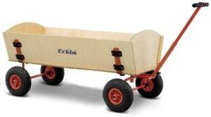 Eckla Bollerwagen - Ecklatrak-Xxl, Zerlegbar, Länge 120Cm, Pannensichere Bereifung  77860